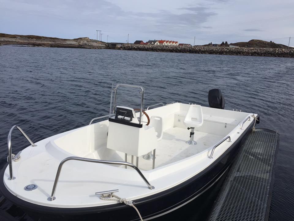 Averoy Fishing nová loď Norsko